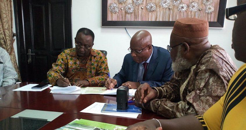 Ghana-AfricaSeeds Memorandum of Understanding
