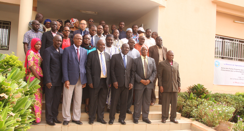 Stakeholder Meeting in Mali